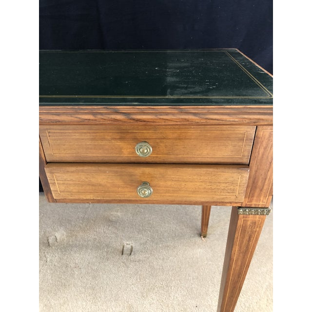 Mid-Century Modern 1950s Mid-Century Modern Writing Desk For Sale - Image 3 of 5