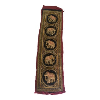 Antique Burmese Kalaga For Sale