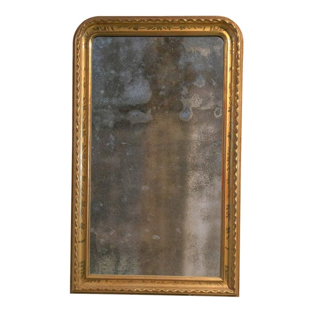 Mid 19th Century 19th Century Mirror For Sale - Image 5 of 5