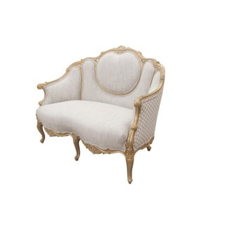 Kate Spade Upholstered Louis XV Style Settee Preview