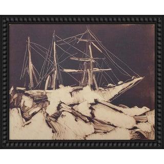 "Medium ""Southern Seas"" Print by Michelle Farro, 22"" X 18"" For Sale"