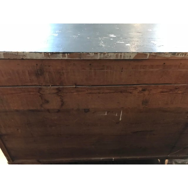 Late 20th Century Vintage Gustavian Chest For Sale - Image 11 of 12