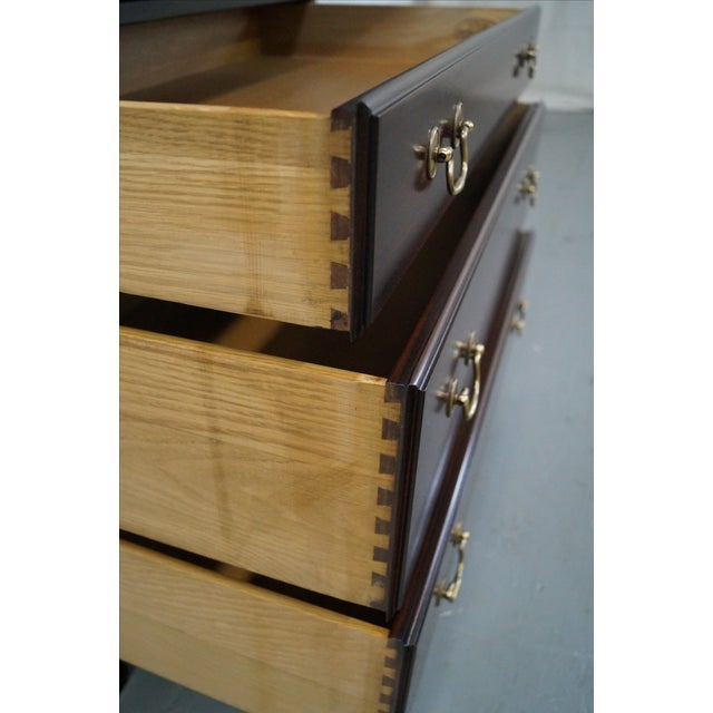 Henkel Harris Chippendale Chest - Image 6 of 10