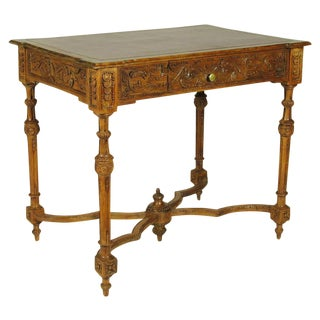 18th C. Italian Writing Table For Sale
