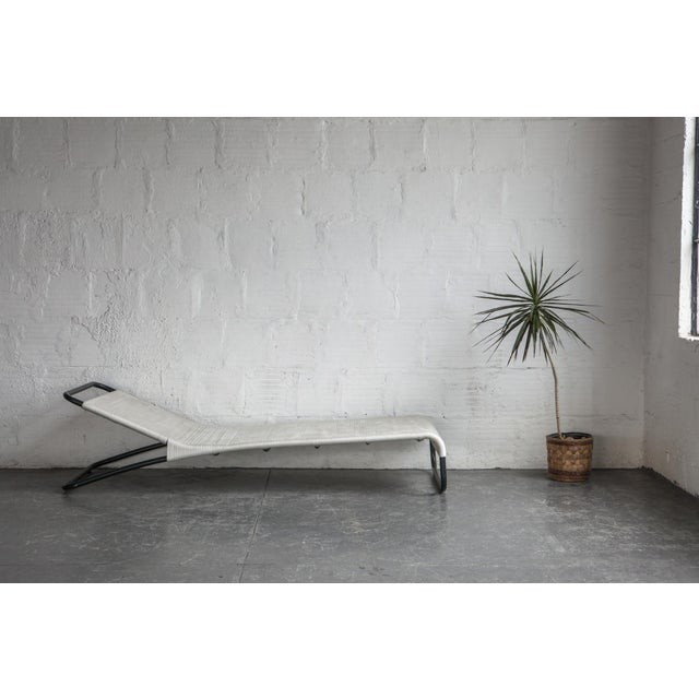 Van Keppel Green Chaise Lounges - A Pair For Sale - Image 5 of 6