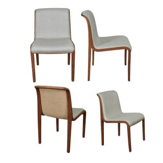 Bill Stephens for Knoll Chairs- Set of 4 For Sale