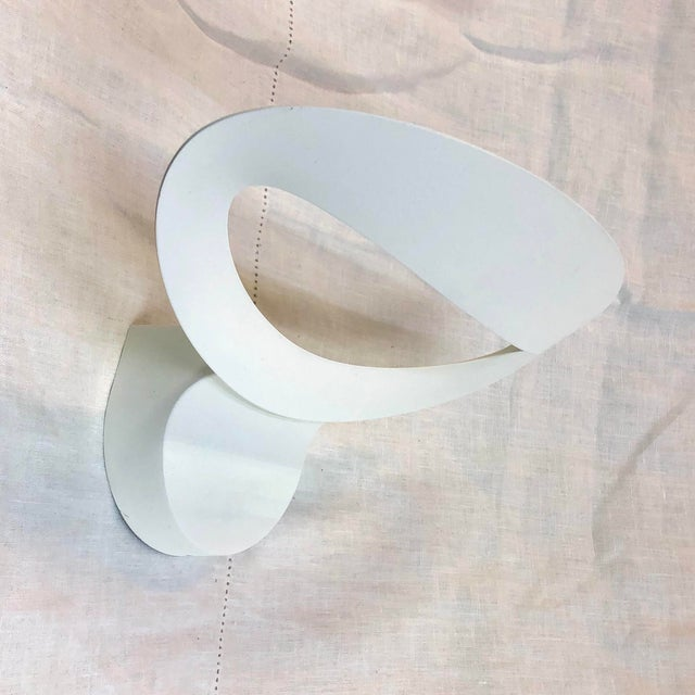 Artemide Artemide Mesmeri Wall Sconce in White For Sale - Image 4 of 10