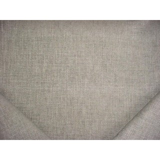 Traditional Brunschwig Et Fils Hayle Warm Grey Chevron Upholstery Fabric - 6-1/2y For Sale