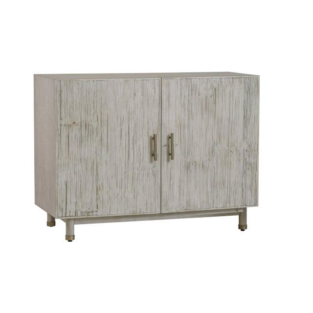 Century Furniture Century Furniture Biscayne 2 Door Chest, Peninsula Finish For Sale - Image 4 of 4