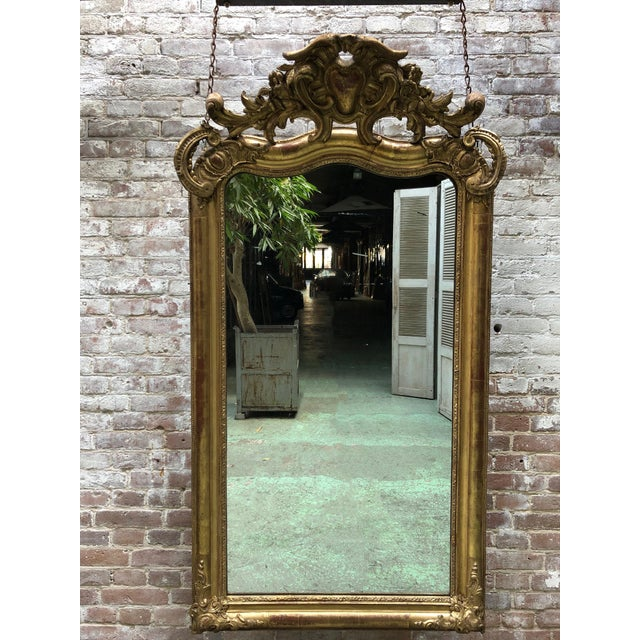 Special 19th Century Mirror From the South of France For Sale - Image 12 of 12
