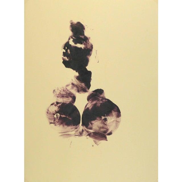1990s Kismine Varner, Artist's Body Impression For Sale - Image 5 of 5