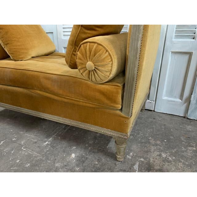 Early 18th Century Swedish Neoclassical Daybed For Sale - Image 4 of 9
