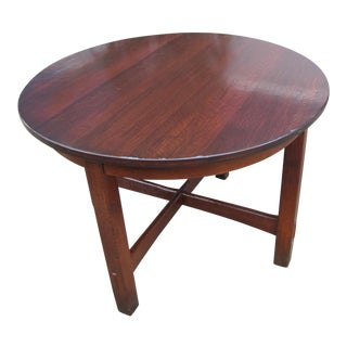 1910s Mission L&jG Stickley Small Dining Table For Sale