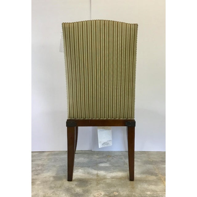 Modern Hickory Chair Chelsea Side Chairs A Pair Chairish