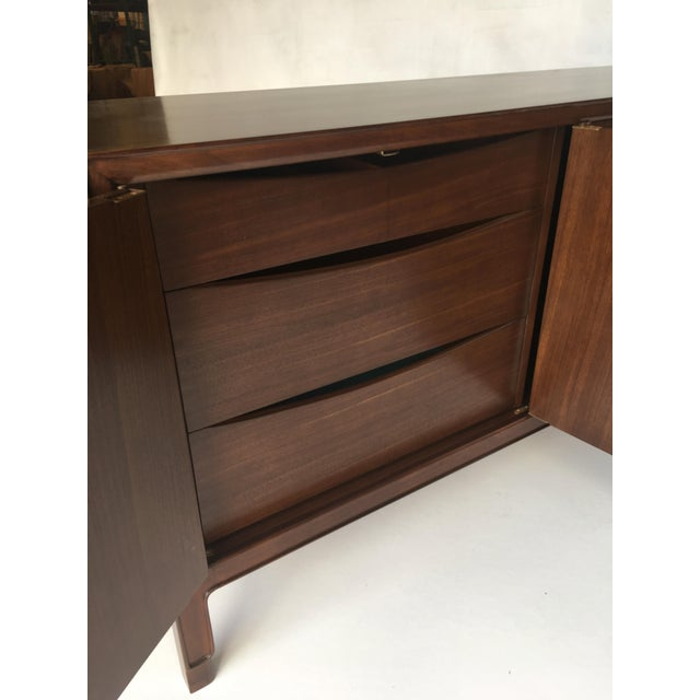 Fine Diamond Front Credenza by John Stuart-NY - Image 7 of 7