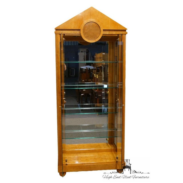 Hickory White Hickory White Genesis Collection Curio Cabinet For Sale - Image 4 of 7