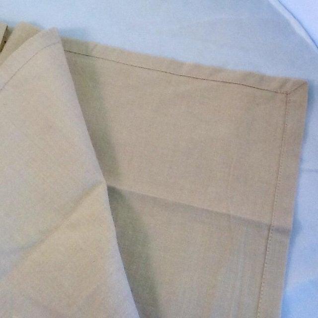 Z Gallerie Cotton Napkins - Set of 6 - Image 6 of 7
