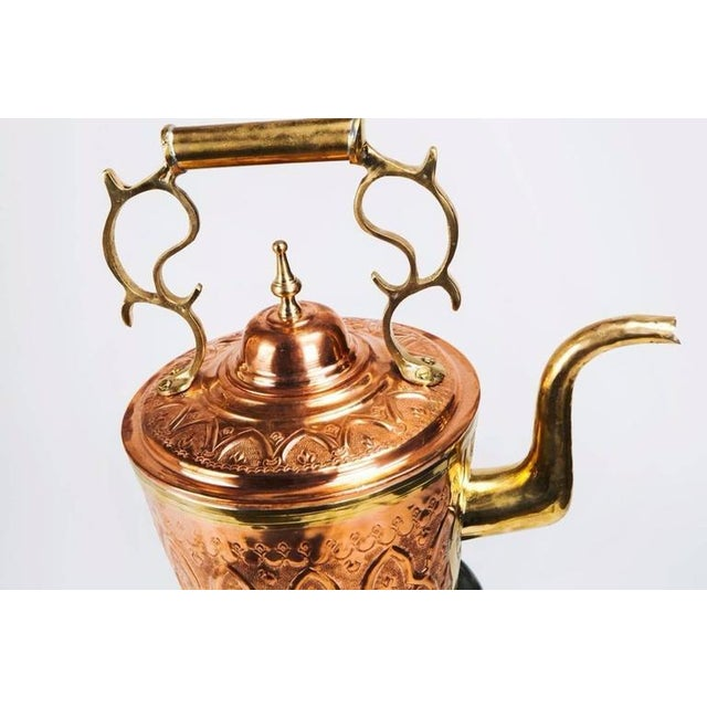 Islamic Traditional Majmar or Tea Pot on Kettle For Sale - Image 3 of 6