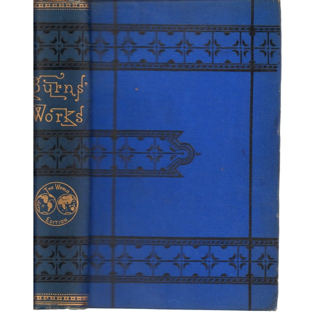 Works of Robert Burns, First Edition - Image 1 of 2