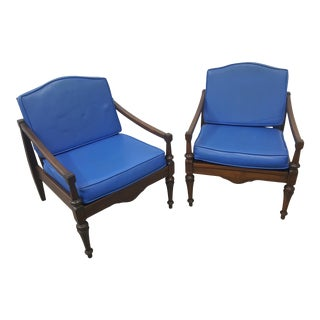 Vintage Side Chairs - a Pairs For Sale