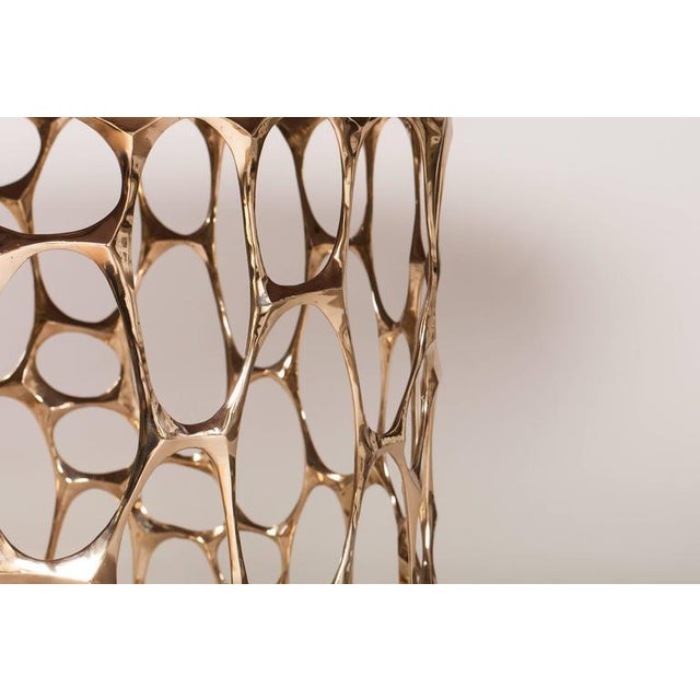 """""""Homage to Gaudi"""" Side Table by Nick King - Image 5 of 5"""