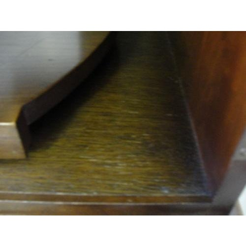 Stickley Solid Cherry High Cabinet For Sale In Philadelphia - Image 6 of 9