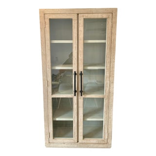 Classic Home Alida Tall Cabinet For Sale