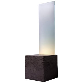 Plinth Table Lamp, Luvere Studio For Sale