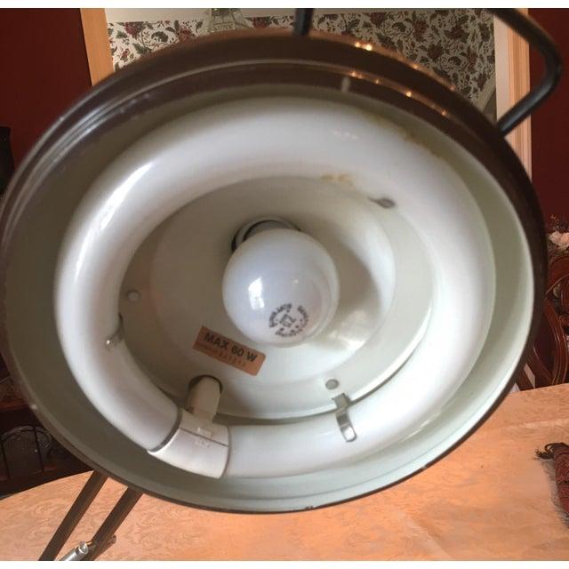 Ledu Swedish Mid-Century Danish Modern Table Lamp - Image 4 of 9