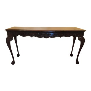 Drexel Heritage Heirloom Console Table