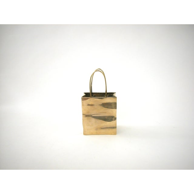 Brass Shopping Bag - Image 3 of 6