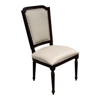 Universal Furniture Woven Accent Side Chair For Sale