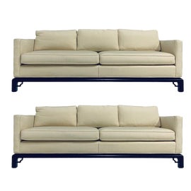 Image of Hollywood Regency Standard Sofas