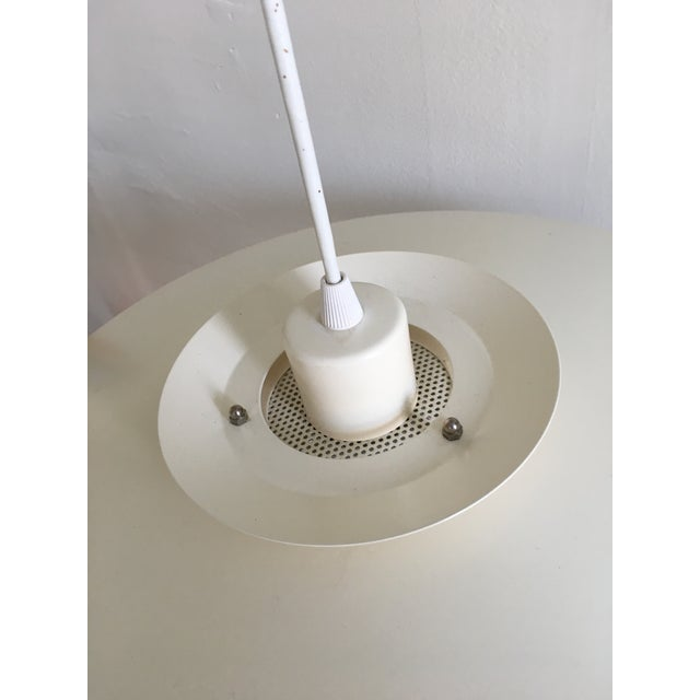 Vintage Danish Modern Pendant Light - Image 5 of 7