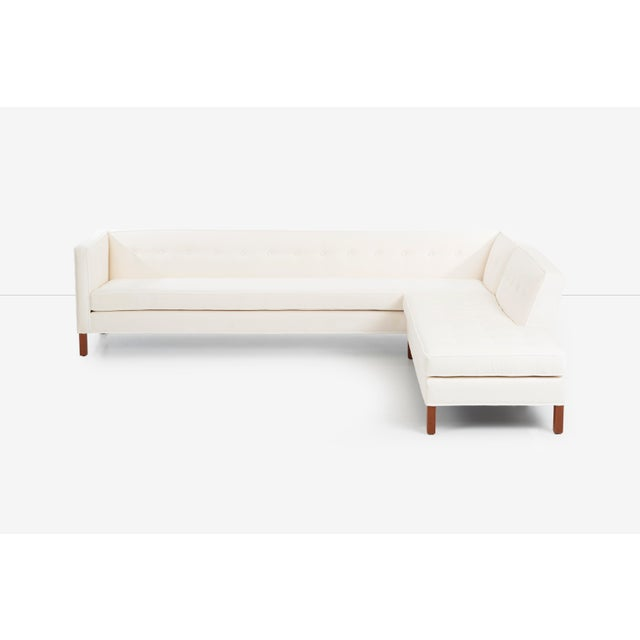 Edward Wormley for Dunbar Sectional Sofa For Sale - Image 9 of 13