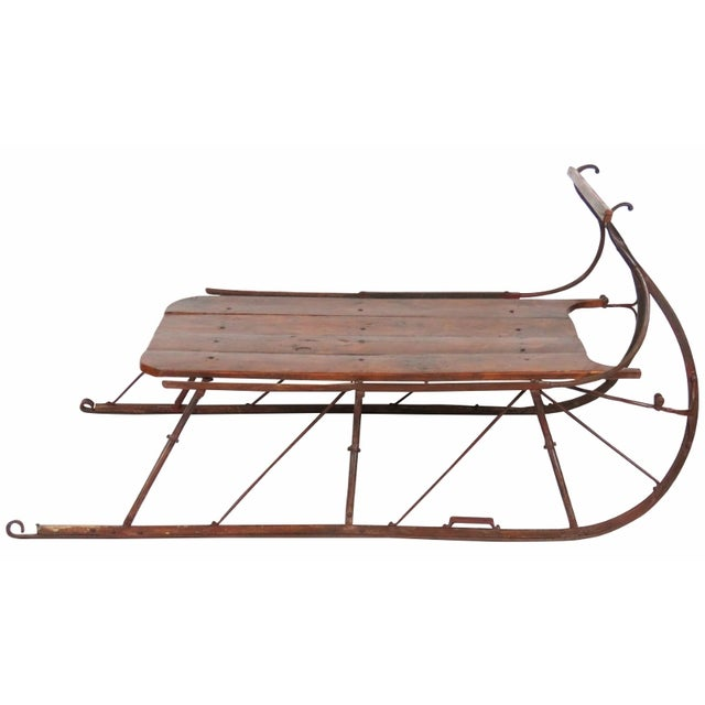 Primitive Style Sled For Sale