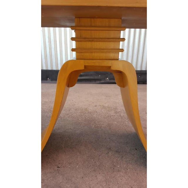 "Paul Frankl ""Bell"" End Tables - Image 7 of 8"