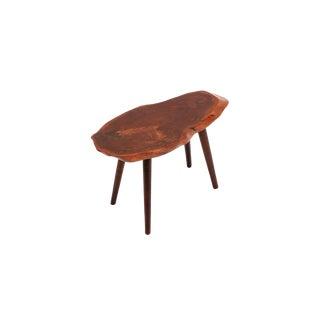 Roy Sheldon Free Edge Table For Sale