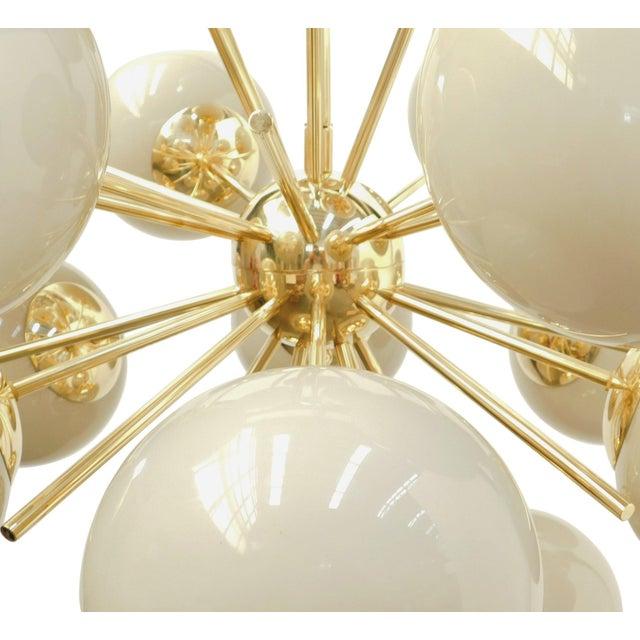 Fabio Ltd Diciotto Sputnik Chandelier by Fabio Ltd For Sale - Image 4 of 7