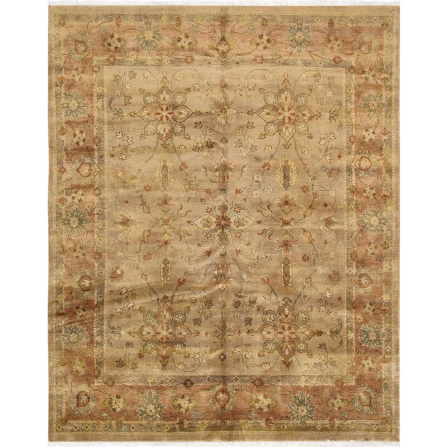 """Pasargad Vintage Sultanabad Area Rug - 8' 0"""" X 10' 0"""" - Image 1 of 3"""