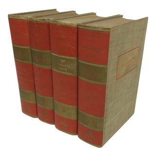 Studies in the Psychology of Sex - 1936 Havelock Ellis Books - 4 Volumes For Sale