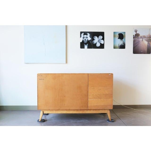 Vintage Heywood-Wakefield Low Dresser - Image 11 of 11