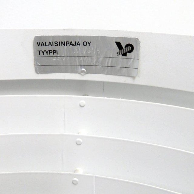 Late 20th Century Alvar Aalto Model A805 'Angel Wing' Floor Lamp For Sale - Image 5 of 13
