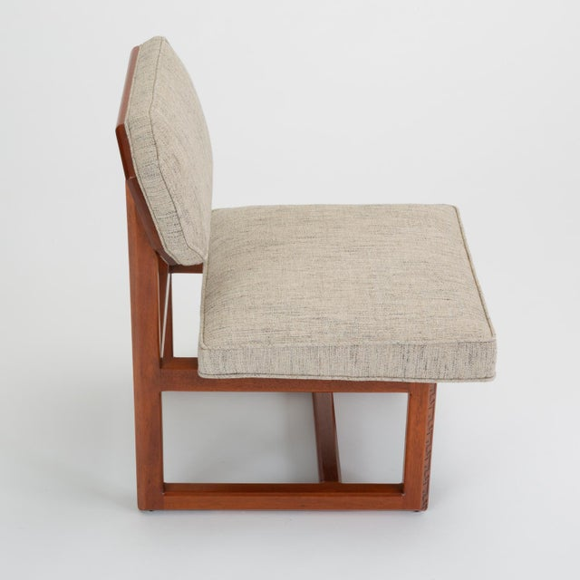 """Frank Lloyd Wright """"Taliesin"""" Game Table With Four Chairs For Sale - Image 9 of 13"""