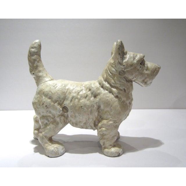 Cast Iron West Highland Terrier Doorstop For Sale In Nashville - Image 6 of 9