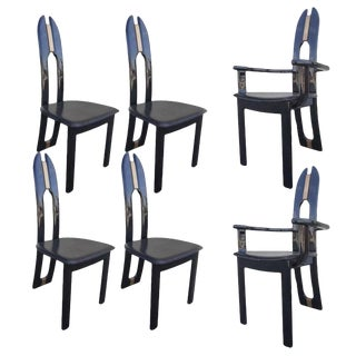 Pietro Costantini Dining Chairs, Set of 6 For Sale