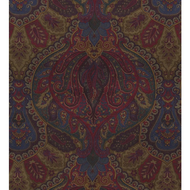Ralph Lauren Brampton Paisley Fabric - 1 Yards - Image 2 of 3