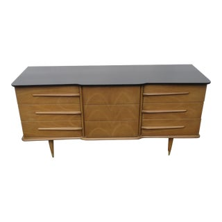 Mid Century Modern United Tv Console For Sale