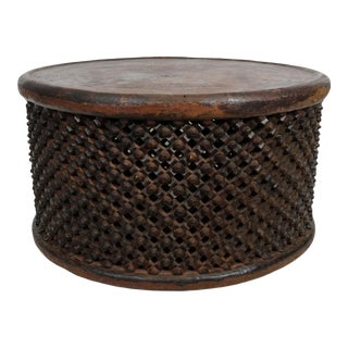 Mid 20th Century Bamileke Coffee Table For Sale