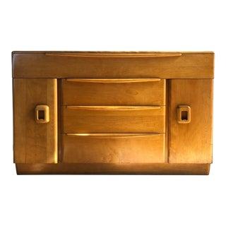 Vintage Mid Century Modern Heywood Wakefield Sideboard Credenza Buffet